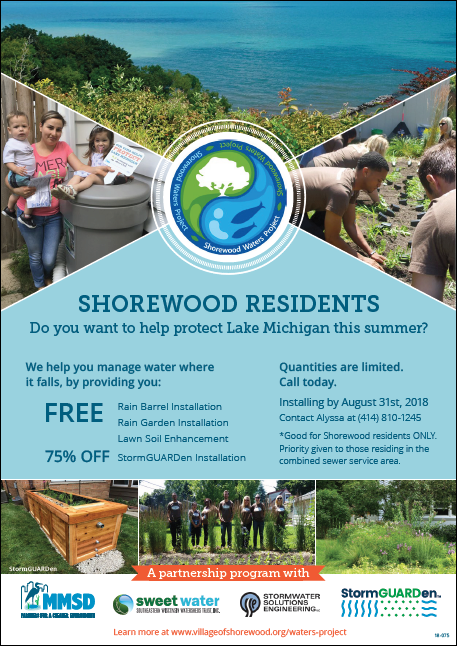 manage shorewood waters