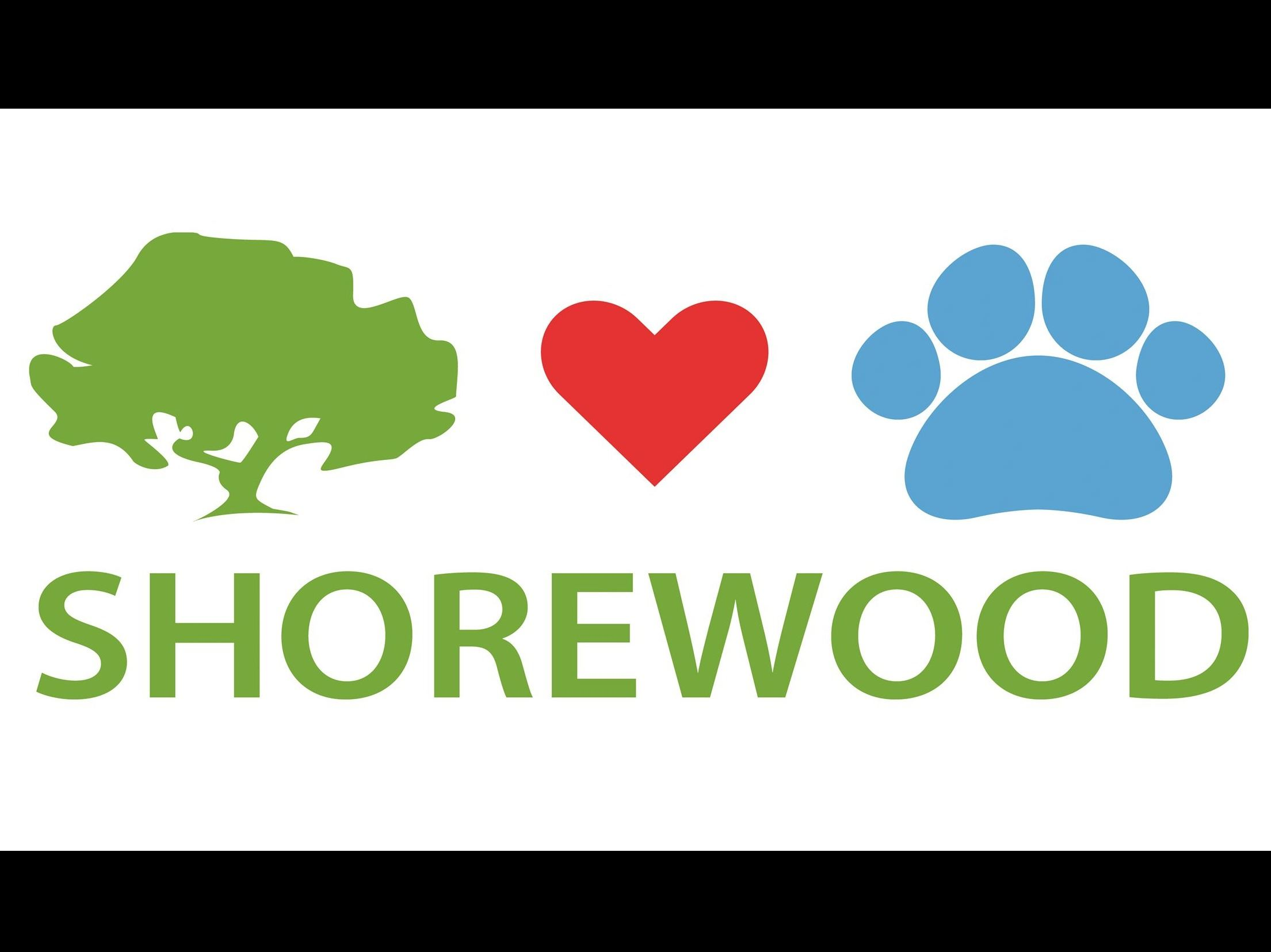 Shorewood Loves Dogs Logo