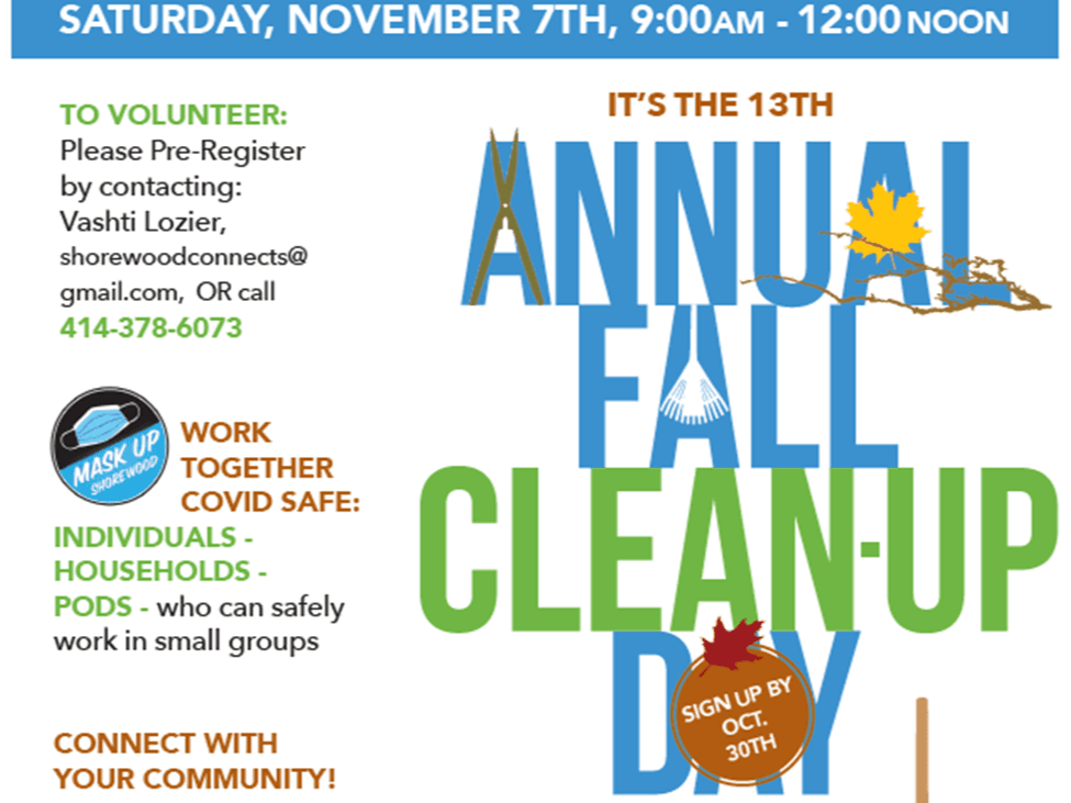 2020 fall clean up