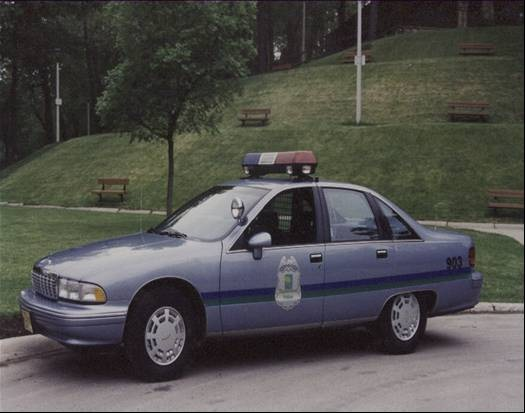 Police Department in 1990