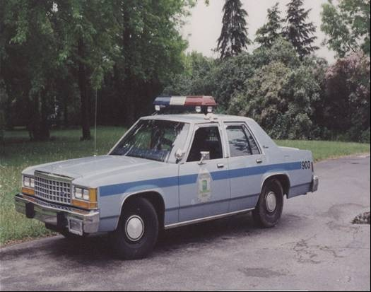 Police Department in 1980