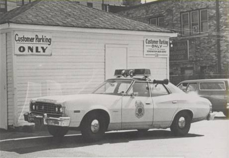 Shorewood PD in 1970